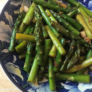 Sesame Asparagus Stir Fry Recipe