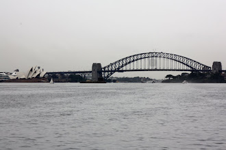 Photo: Year 2 Day 229 -  A Different View of the Bridge and Opera House