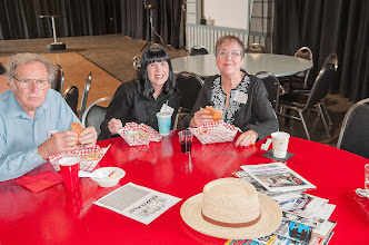 Photo: Ron Cummings, Janine & Cecile (Bowler) Driskill