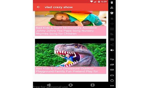 Vlad Grazyshow Youtuber - náhled