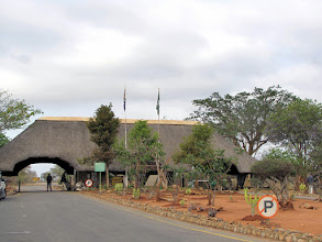 Photo: Kruger National Park - Malelane Gate