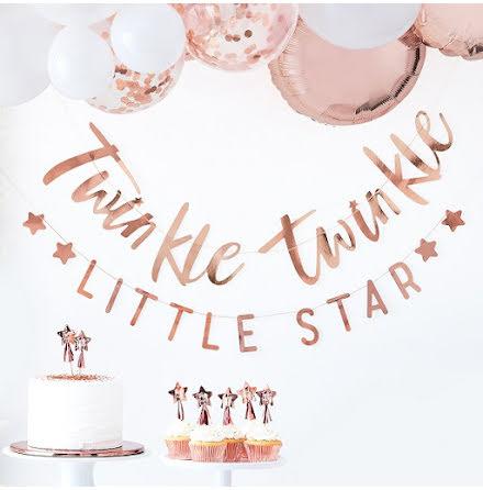 Backdrop - Twinkle Twinkle little star