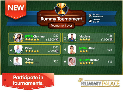 Rummy (Free, no Ads)  screenshots 10
