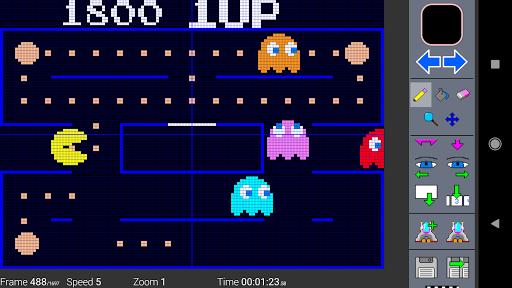 Pixel Studio - Art Animation MP4 GIF 1.8.5 Screenshots 2