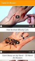 Hand Art Illusion - screenshot thumbnail 14