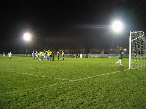 Photo: 30/01/08 v Hanwell Town (SMLP) 4-2 - contributed by Leon Gladwell