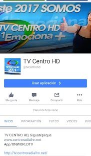 TV CENTRO HD- screenshot thumbnail