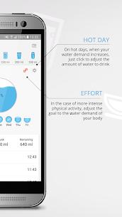 Water Drink Reminder – Hydro – Download Mod Apk 3