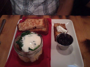 """Photo: Amazing """"boozy brunch"""" at Fable in Vancouver."""