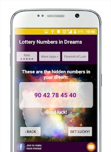 Lottery Numbers in Dreams - náhled