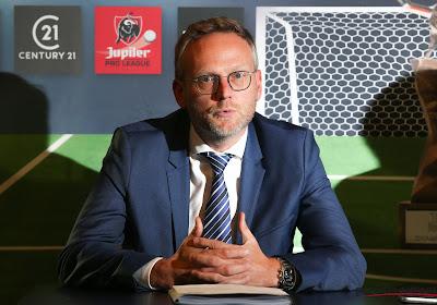 """KRC Genk- voorzitter Peter Croonen wil U23 integreren in het Belgisch profvoetbal: """"Dat gat in de jeugdopleiding moeten we opvangen"""""""