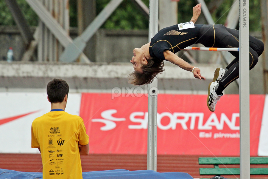 by Gi Po - Sports & Fitness Other Sports ( high, highjump, jump )