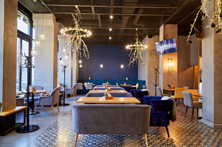 Фото №7 зала Cafe-bar Dilly