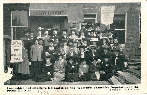 Women's Franchise Deputation