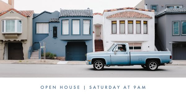 Neighborhood Open House - Facebook Event Cover Template