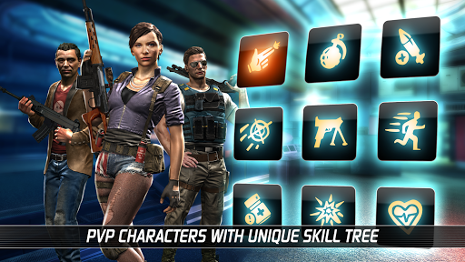 UNKILLED: MULTIPLAYER ZOMBIE SURVIVAL SHOOTER GAME  screenshots 5