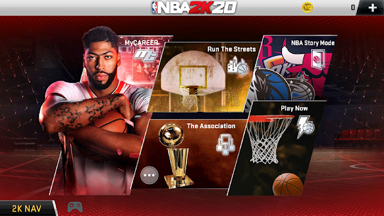 NBA 2K20 For Android 6
