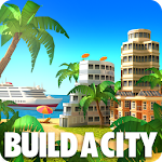 Paradise City Island Sim Town: Build it on the Bay 1.4.8 Mod