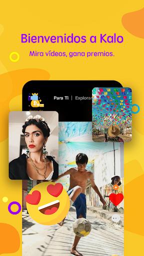 Kalo - Comparte tu mundo a travu00e9s de vu00eddeos cortos 1.4.4.4 screenshots 1