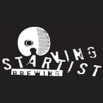 Logo of Starving Artist Flogging Red