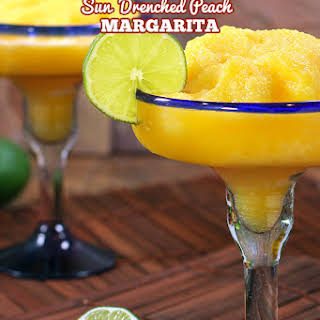 Peach Margarita.