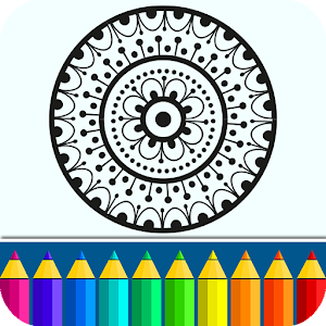 Mandala Coloring Pages for PC and MAC
