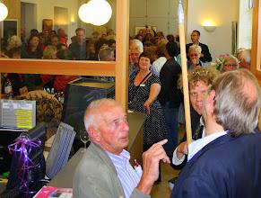 Photo: Jan Bosman heeft zich een groot deel van zijn leven ingezet voor het Claverhuis, ook al toen dat nog in de Oude Looiersstraat zat