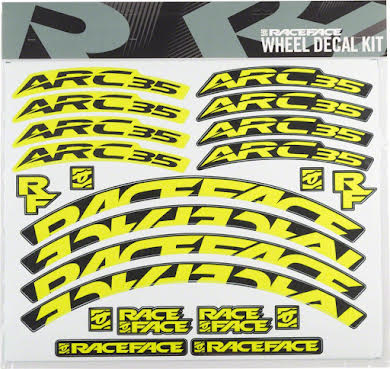 RaceFace Decal Kit for Arc 35 Rims alternate image 0