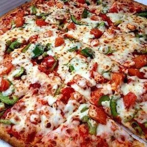 Crusty Cri Pizza Dough For A Kitchenaid Mixer Recipe