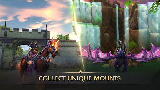 Era of Legends - World of dragon magic in MMORPG 5.0.0.0 screenshots 5