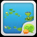 GO SMS Pro Frog Theme icon