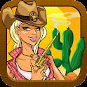 Zombie Shooting - Wild West icon