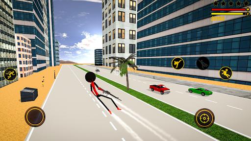 Spider Stickman Games : Las Vegas City Gangster screenshots apkspray 5