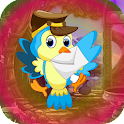 Kavi Escape Game 457 Messenger Bird Escape Game icon