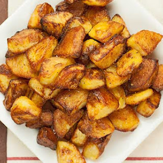 Our Best Oven-Roasted Potatoes.