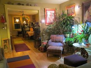 Photo: spacious den