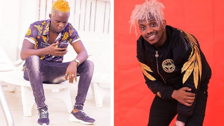 Willy Paul calls out Rayvanny for stealing his song