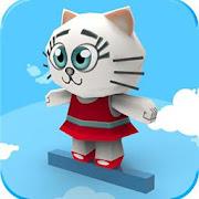 Cute Kitty Cat Jump Adventure