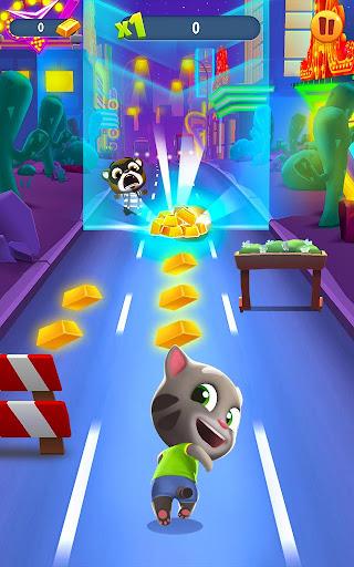 Talking Tom Gold Run 3D Game screenshot 6