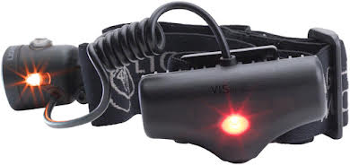 Light and Motion Vis 360 Pro Adventure Rechargeable Headlight and Taillight Set: Black alternate image 1