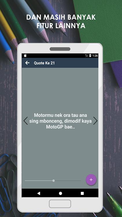 Kumpulan Kata Bijak Jawa Lucu Lengkap Android Apps Appagg