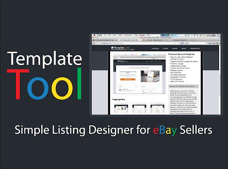 Template Tool eBay Listing Designer