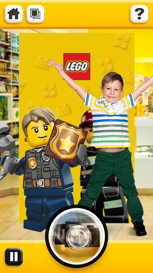 LEGO® In-Store Action- screenshot
