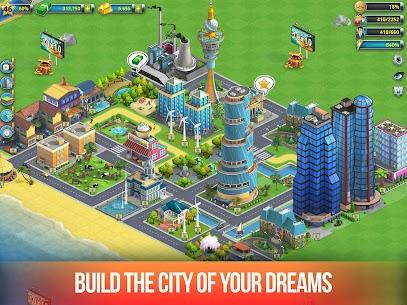 City Island 2 – Building Story 2.7.10 MOD (Unlimited Money) 7