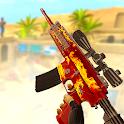 Counter Shooting Terrorist Commando FPS War 2019 icon