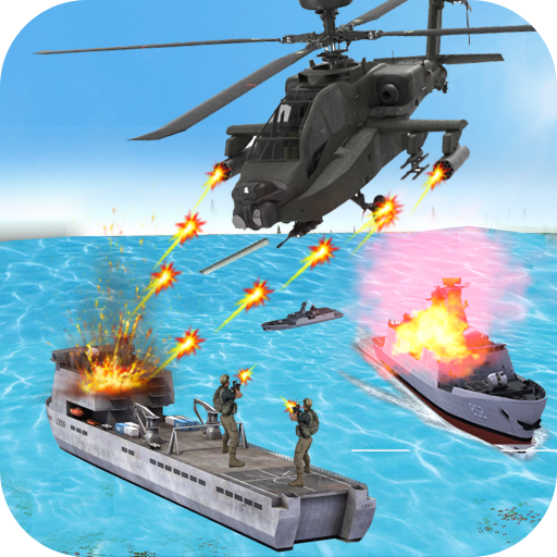Helicopter Strike Gunship War