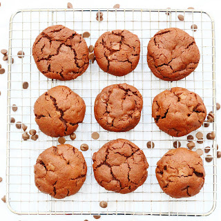 Best Double Chocolate Chip Cookies Recipe