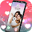 Love Video Ringtone for Incoming Call Icône