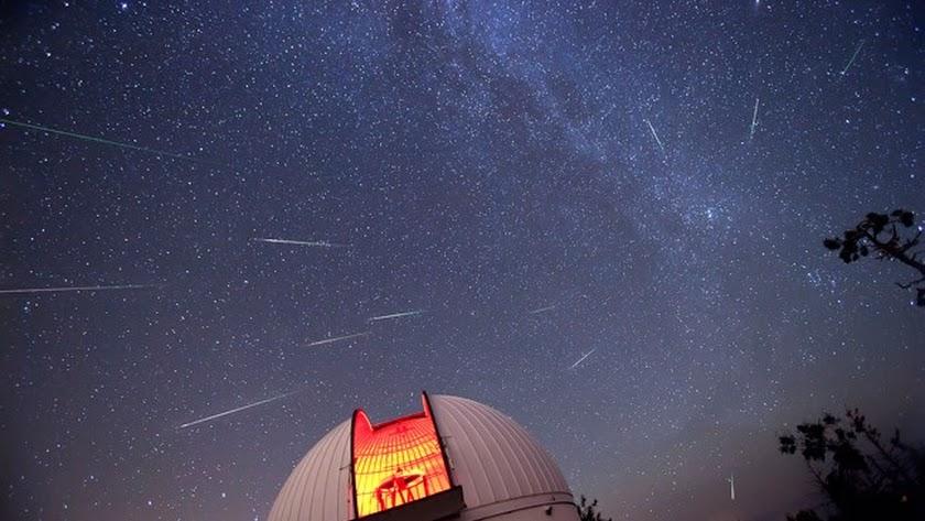 Calar Alto organiza una noche de observación, con visita al teledscopio de 3,5m