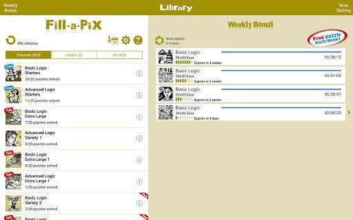 Conceptis Fill-a-Pix filehippodl screenshot 10
